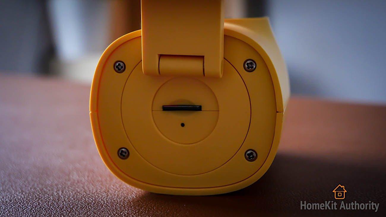 [测评]Aqara G2H HomeKit 安全摄像机插图5