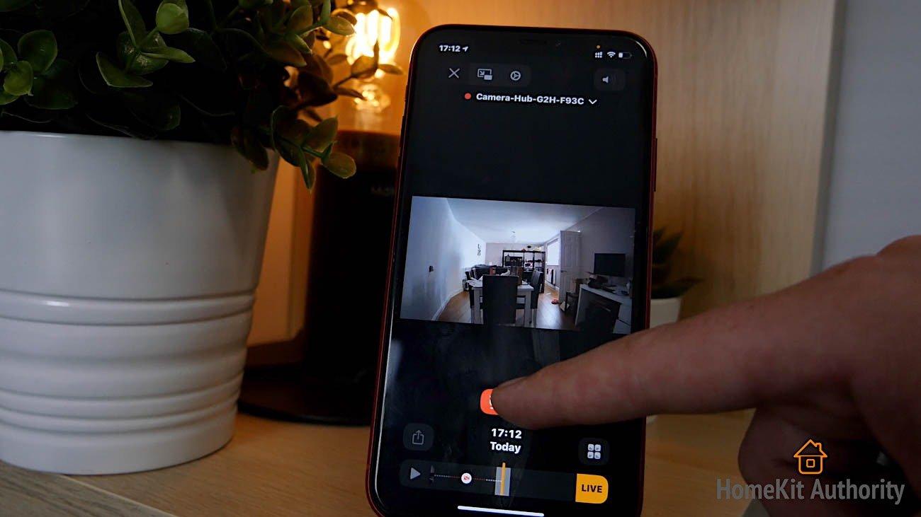 [测评]Aqara G2H HomeKit 安全摄像机插图8