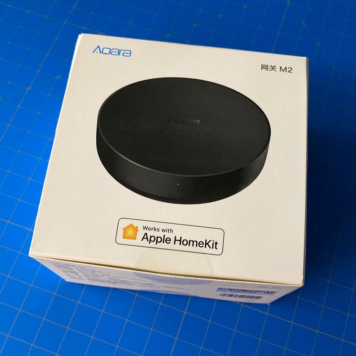你的智能家居控制中枢-绿米aqara网关M2(自带 红外遥控)