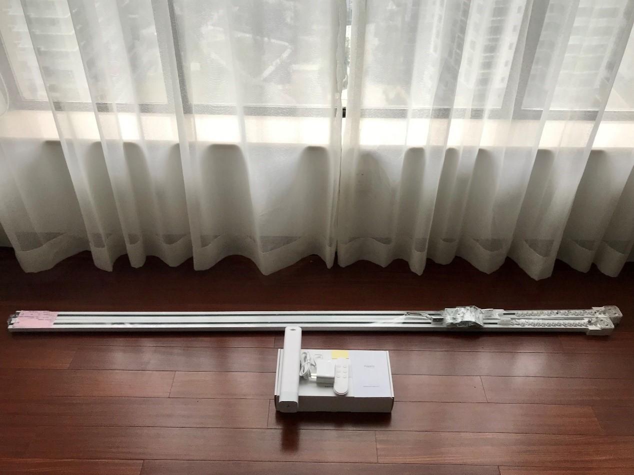 [测评]开帘是科技,合帘是艺术 —— Aqara智能窗帘电机A1插图13