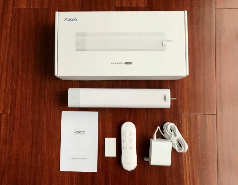 开帘是科技,合帘是艺术 —— Aqara智能窗帘电机A1