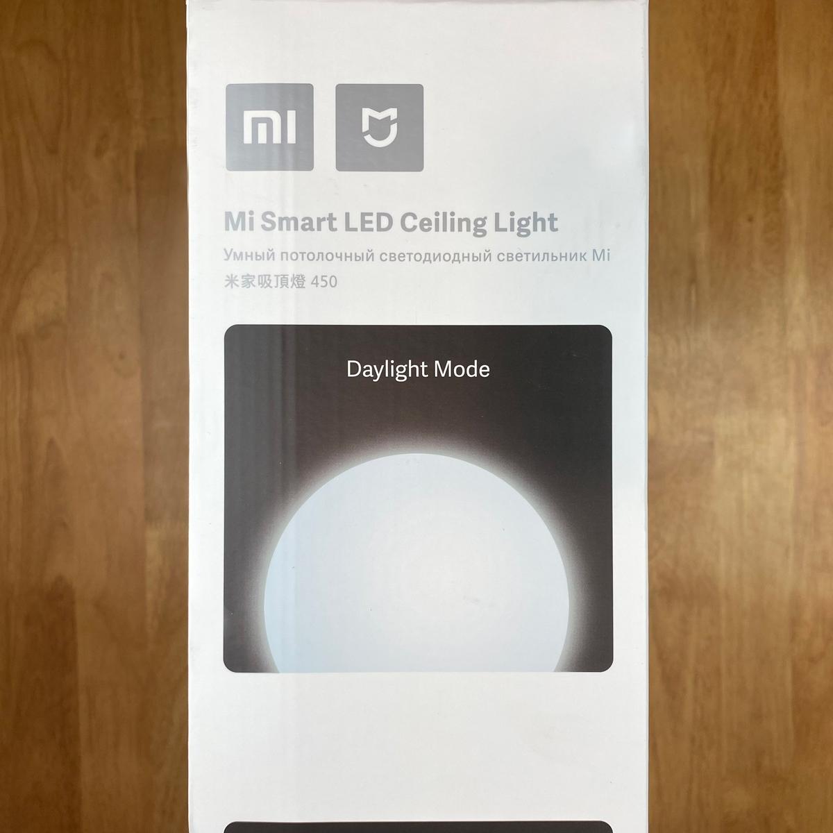 [评测]小米米家智能LED吸顶灯450插图2
