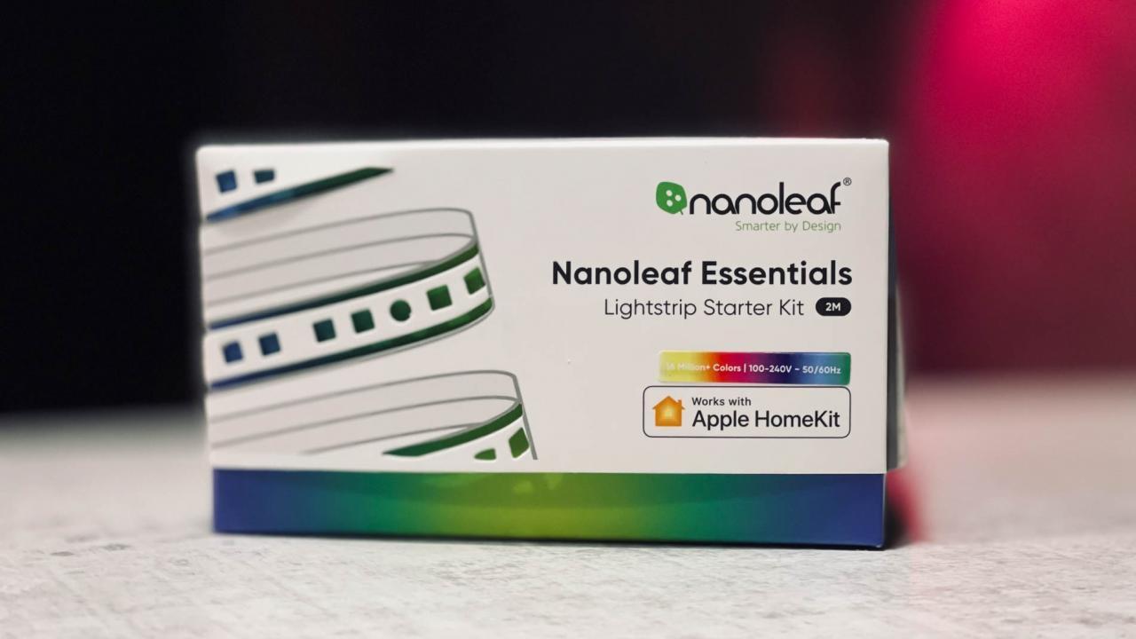 [测评]Nanoleaf Essentials智能灯带 支持米家插图27